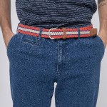 CORAL BELT RECYCLED NYLON