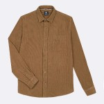 CAMEL CLASSIC SHIRT IN COTTON